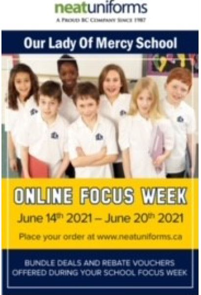 Neat Uniforms - 2021 Online Focus Week